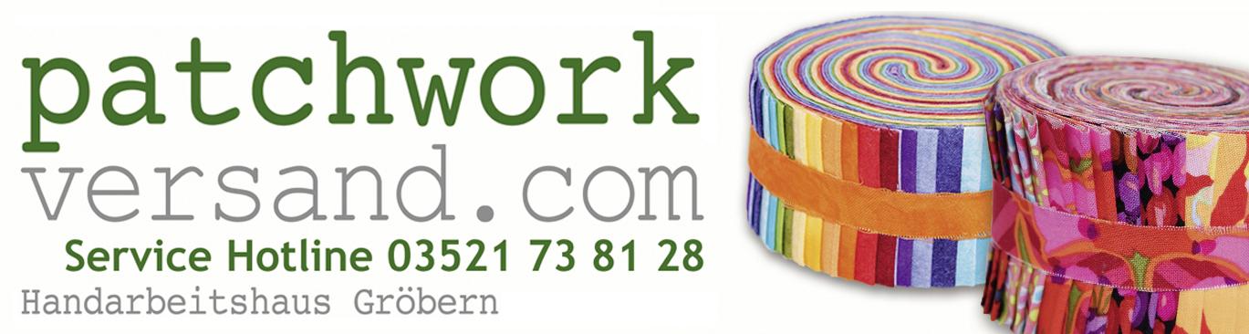 Patchworkversand Handarbeitshaus Gröbern-Logo
