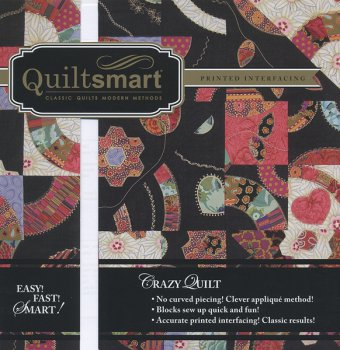 Crazy Quilt - Snuggler Pack
