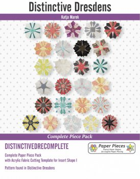 Paper Pack - Distinctive Dresdens