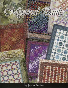 Anleitungsheft Mystical Quilts
