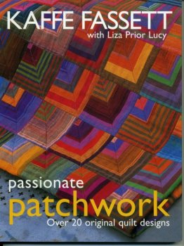 Buch - Passionate Patchwork