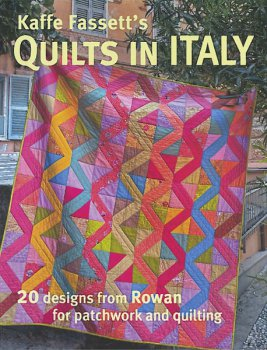 Buch - Quilts in Italy
