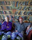 Kaffe Fassett Workshop - Diamonds Quilt