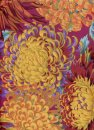 Kaffe Fassett Collective, PJ041 Autumn, Japanese Chrysanthemum